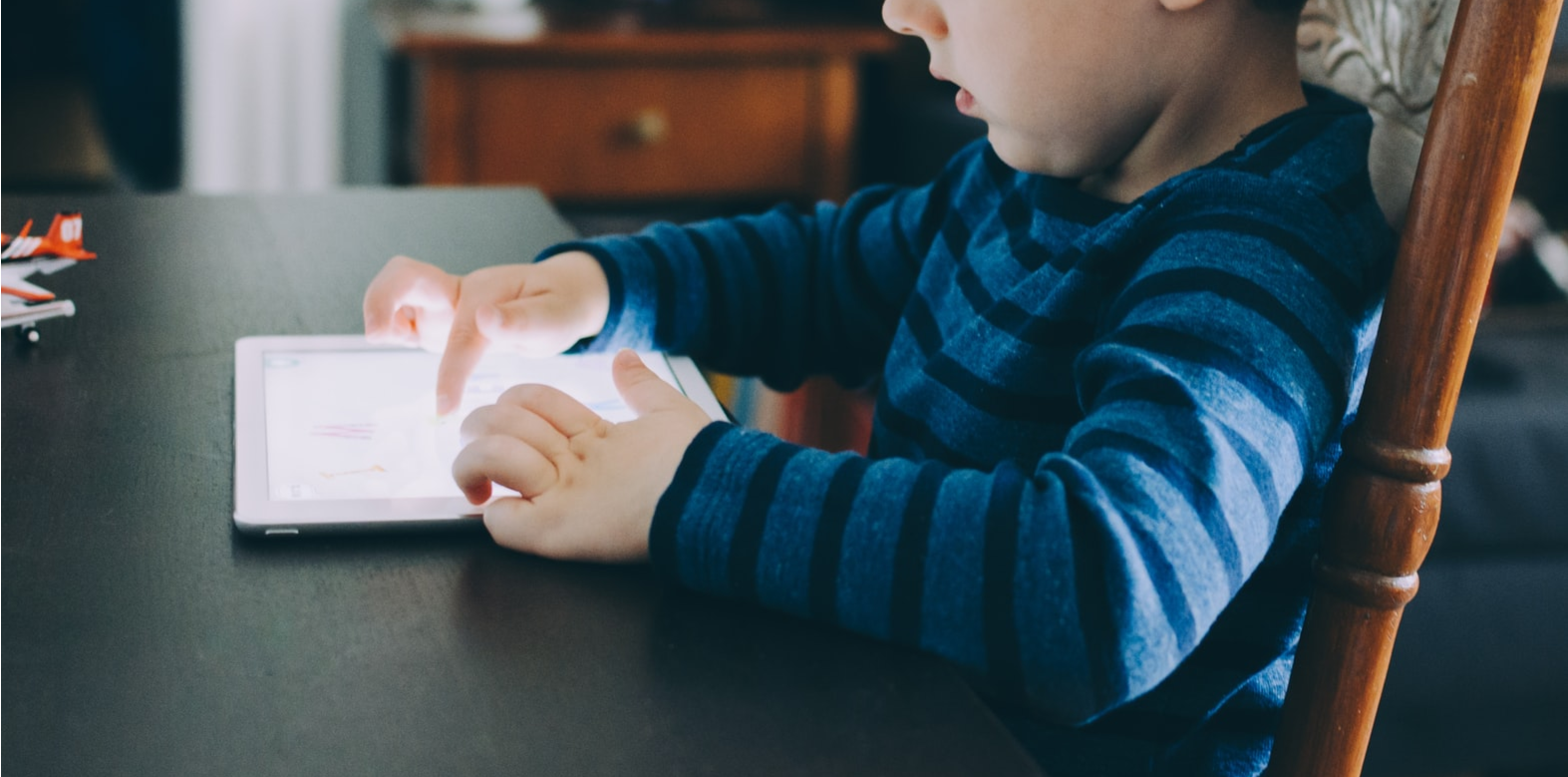 Can we come up with a way to protect children from tech addiction?