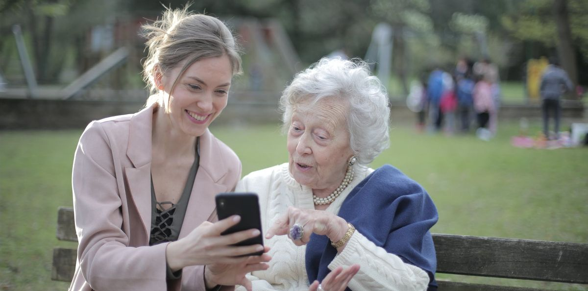 Can the Internet Save Our Grandparents?