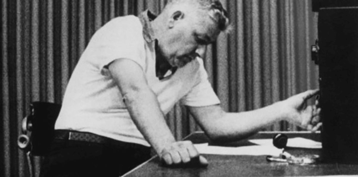 The Milgram experiment and the professional predictions: What did Milgram see?