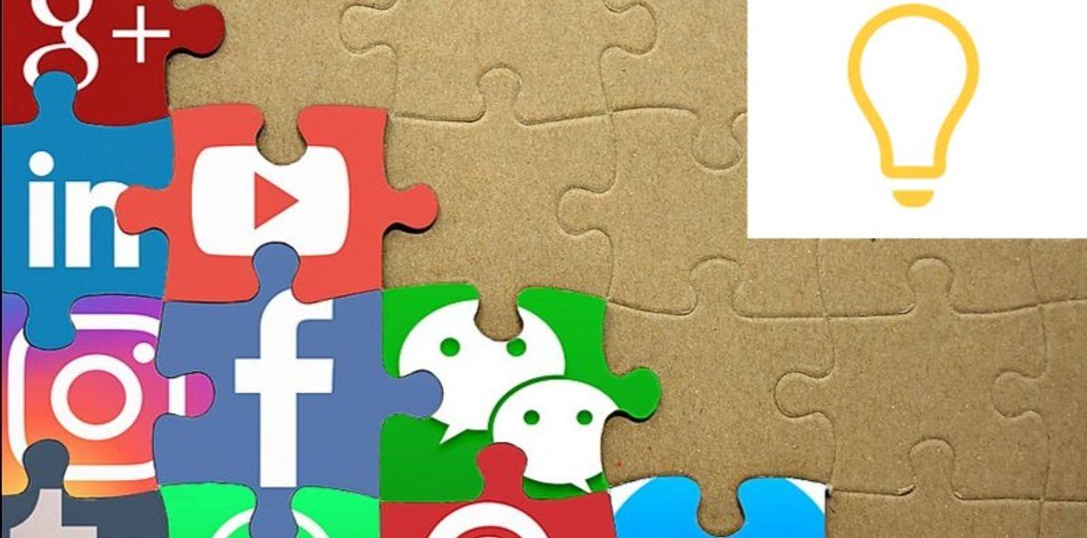 Advertising brainstorming.com as an alternative social media platform